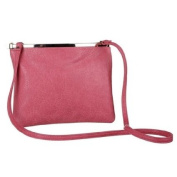 Mad Style 317854 Auto-Madic Crossbody Bag, Pink