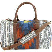 Tigerbear Republik Zebra Women Multi Colour Duffel Bag
