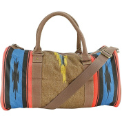 Tigerbear Republik Zeus Women Brown Duffel Bag