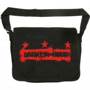 Darkest Hour Messenger Bag Black