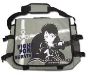 Sword Art Online Kirito Adjustable Messenger Bag