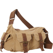 Vagabond Traveller Boat Style Canvas Messenger Bag