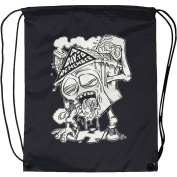 A Day To Remember Homesick Black Drawstring Backpack Black
