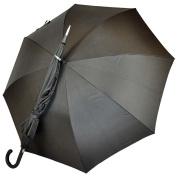 The Indestructible Umbrella Carbon Fibre Walking Stick Curved Handle Defence