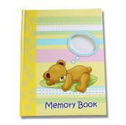 Baby Memory Book, 23cm x 29cm , Unisex