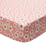 Sweet Tweet Floral Fitted Sheet - different from sheets in set