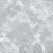 Art Glitter, Shard Glass Glitter, 28 Gramme Container, Krystallos