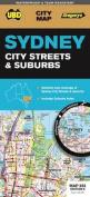 Sydney City Streets & Suburbs Map 262