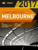 Melbourne Street Directory 2017 51st Ed
