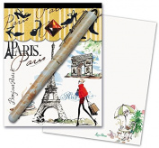 Lissom Design 25156 Match Book - Paris Fashion