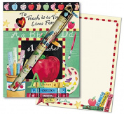Lissom Design 25108 Match Book - No.1 Teacher