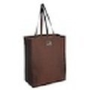 Della Q Priscilla Small Knitting Bag 462-2 Brown