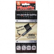 FiberFix Irrigation Systems 10cm . x 1.6 yds. Repair Wrap Blacks 857101004020
