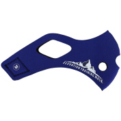 Elevation Training Mask 2.0 Solid Blue Sleeve Only - Small
