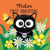 Milo's First Adventure Puppet Book [Board book]
