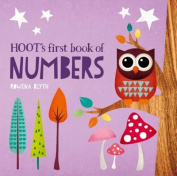 Hoot's First Book of Numbers (Hoot's First Learning Titles) [Board book]