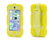 Citron Survivor All-Terrain Heavy Duty Case for iPod touch (5th/ 6th gen.) - Extreme-duty case