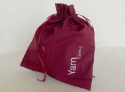 Della Q Edict Project Bags (#118-1) Yarn Hoar-Red