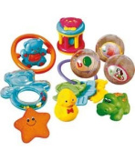 Chad Valley Baby 10 Piece Gift Set.