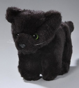 Soft Toy Black Panther Baby 16cm. [Toy]