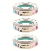 Angelcare Dress Up 3 Refills Octagonal Tray