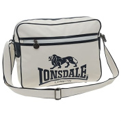 Lonsdale Massenger Bag White Hold All