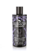 Greenscape Organic Lavender Wood Bath and Shower Gel 300ml