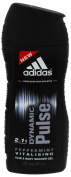 6 x Adidas 'Dynamic Pulse' Hair & Shower Gel for men 250ml each