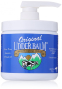 Original Udder Balm Moisturising Cream 470ml Pump Jar
