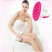 Careshine Bath Body Anti Cellulite Soft Massager Brush Beauty Glove