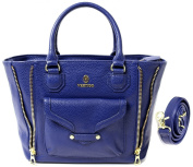 Vertigo Paris Women's Dylan Medium Satchel Tote Bag