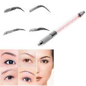 VANKER Manual Cosmetic Tattoo Eyebrow Pen Tattoo Machine For Permanent Makeup