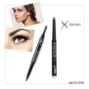 """Eyebrow Colour Pencil With Brush """"MeShe"""" By Beauty4Britain Smudge Proof"""