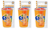 Lip Smackers Flavoured Lip Balm Fanta - Originals 3 Pack