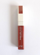 UNE by Bourjois Sheer Lips Gloss Lipgloss ~ S08 ~ Dark Pink Red Tones