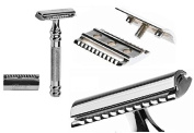Men's comfort soft shave shaving With De Safety Razor - SHYNE U.K