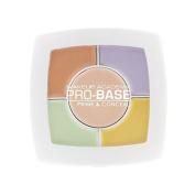 MUA PRO-BASE PRIME & CONCEAL PALETTE - Concealer Creams
