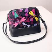 Generic Women PU Leather Printing Pattern Shoulder Bag