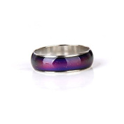 LEORX Mood Ring Colour Changing Finger Ring 15.6mm
