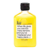 Aromatherapy Body Wash - Lemon Sugar - Joy Inducing Formula - 400ml