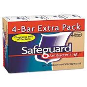 SAFEGUARD 8833 Antibacterial Bath Soap, Beige, 120ml Bar, 48/Carton