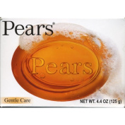Pears Transparent Soap Gentle Care 130ml 6-Pack