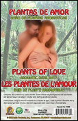 Plants Of Love Bath Herbs 20ml Jar