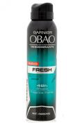 GARNIER OBAO Deodorant MEN Body Spray Fresh