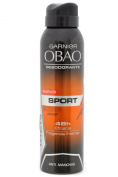 GARNIER OBAO Deodorant MEN Body Spray Sport