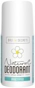 Bali Secrets Natural Deodorant - Organic & Vegan - Unscented for Women & Men - All Day Fresh - No Baking Soda - No Parabens - No Aluminium Chlorohydrate - 2 fl.oz/60ml