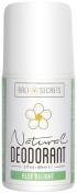 Bali Secrets Natural Deodorant - Organic & Vegan - Aloe Delight for Women & Men - All Day Fresh - No Baking Soda - No Parabens - No Aluminium Chlorohydrate - 2 fl.oz/60ml