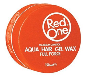 RedOne Aqua Hair Gel Wax, Orange