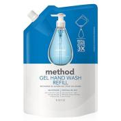 method Gel Hand Wash Refill, Sea Mineral 1010ml