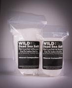 Wild Dead Sea Salt, 100% Natural Hand-Harvested Pure Bath Sea Salt From The Southern Dead Sea